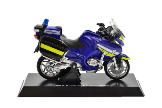 Moto BMW R 1200 RT 1/18° - Gendarmerie Nationale