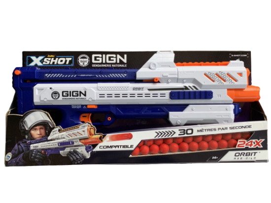 Chaos XShot - GIGN